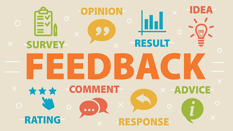 customer feedback to improve