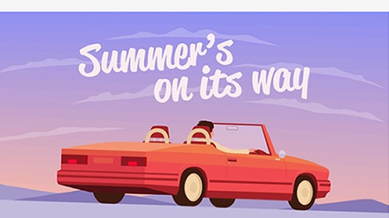 summer ampd campaign