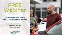 vehicle safety rating webinar